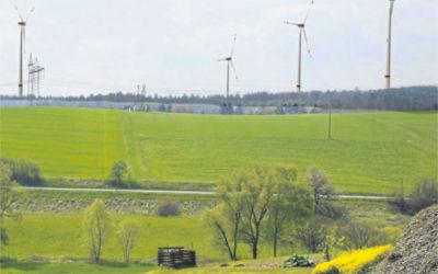 Zweifel an Windpark